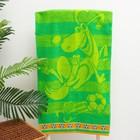 "Полотенце махровое ""Bounce"", 50х90 см, зеленый, 420 г/м 2 ,100% хл. ПЛ-2602-3065"