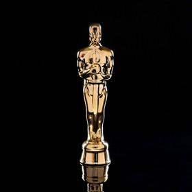 """Статуэтка """"Оскар"""", золотистый, большой"""