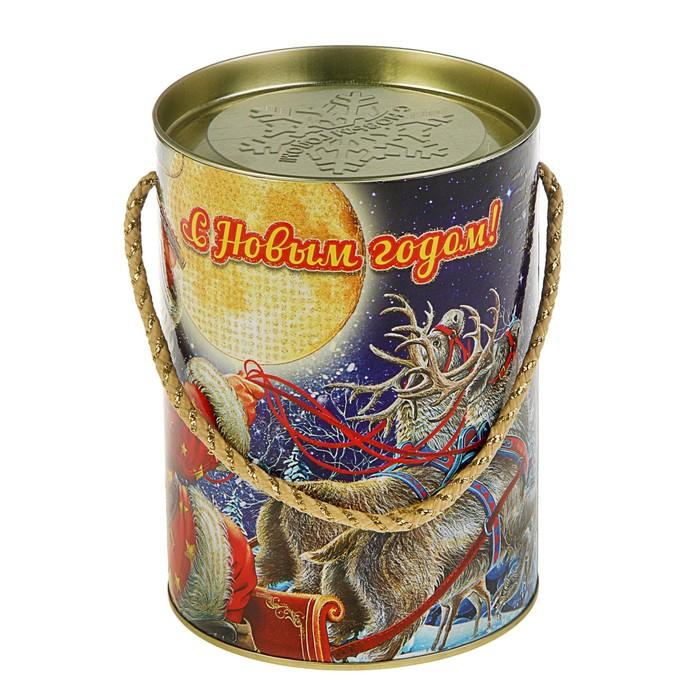 """Подарочная коробка, тубус """"Мармеладка"""", 12 х 16,5 см"""