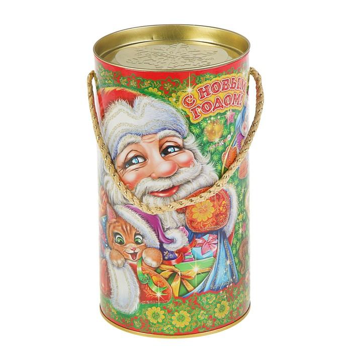 """Подарочная коробка, тубус """"Сюрприз"""", 12 х 22 см"""