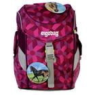 Рюкзак школьный эргономичная спинка для девочки Ergobag 30*20*17 Mini, фиолетовый/розовый ERG-MIP-001-9E3