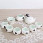 "Набор для чайной церемонии 9 предметов ""Классика"" чайник 180 мл, чашка 70 мл, чахай"