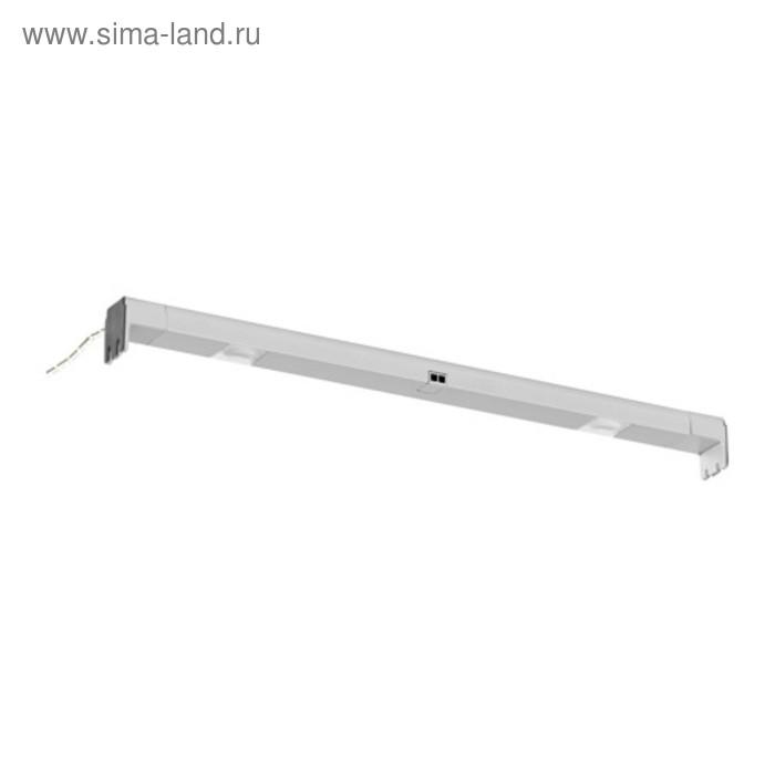 Светильник универсальный OMLOPP 2Вт LED алюминевый 30x2,6x1см