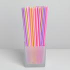Набор трубочек для напитков GRIFON, 100 шт, 21 см