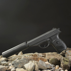 Пистолет пневматический пружинный Galaxy G.3 пружинный, кал. 6 мм