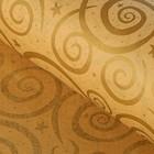 Бумага тишью «Золотые завитки» 50 х 76 см