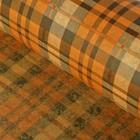 Бумага тишью «Тартан Пустынный» 50 х 76 см