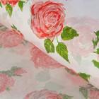 Бумага тишью «Розы» 50 х 76 см