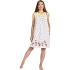 Сорочка женская 118 цвет МИКС, р-р 46