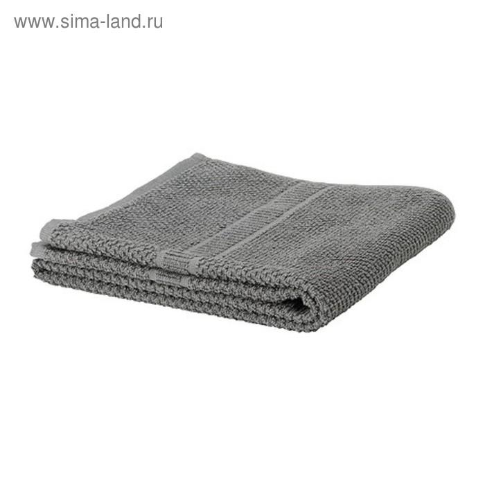 Полотенце махровое ФРЭЙЕН, размер 100х150 см, цвет серый