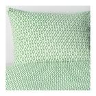КПБ РЁДВЕД, размер 150х200 см, 50х70 см-1 шт., цвет белый/зелёный