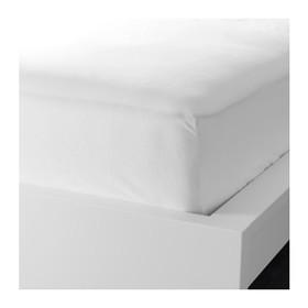 Простыня на резинке ФЭРГМОРА, размер 160х200 см, цвет белый
