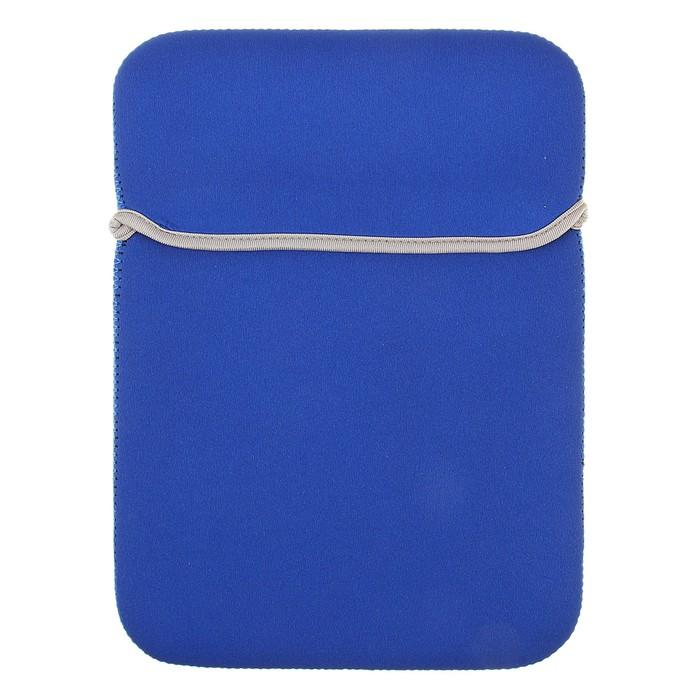 чехол для планшета 29 х 21см неопрен синий