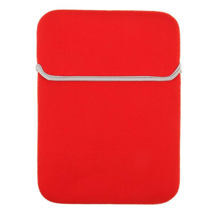 Чехол для планшета 29 х 21см неопрен красный