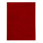 Ежедневник недатированный А6, 96 листов «Бордо», обложка бумвинил