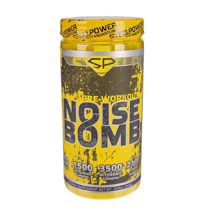 Предтренировочный комплекс Noise Bomb Виноград 450 гр