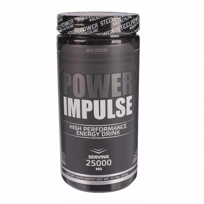 Предтренировочный комплекс Power Impulse Ананас 500 гр