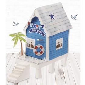 """Набор для создания домика """"Морской бриз"""", 29,5 х 30 см"""