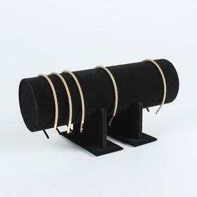 Подставка под ободки 36*17,5*16,5, d11, цвет чёрный