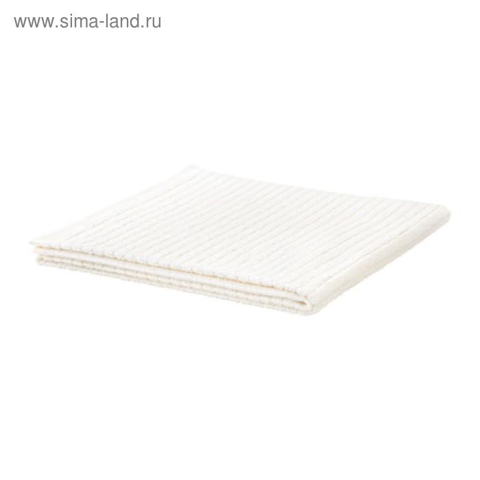 Полотенце махровое ВОГШЁН, размер 70х140 см, цвет белый