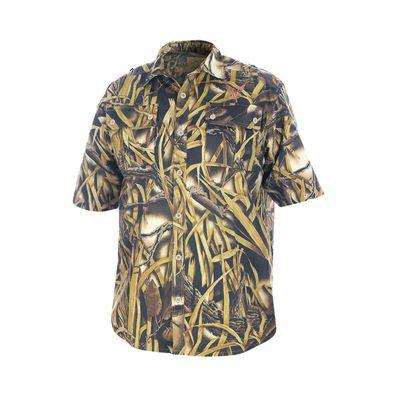 Рубашка с коротким рукавом (камыш) 46/182-188 р-р