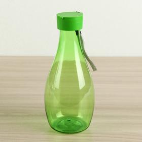 Бутыль 21х8,5 см, цвета МИКС Ош