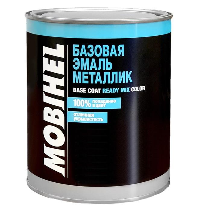 MOBIHEL Мобихел автоэмаль металлик LOGAN 632 GRIS BOREAL 2901249