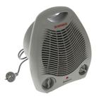 Тепловентилятор Sakura SA-0500DG, 2000 Вт, вентиляция без нагрева, темно-серый