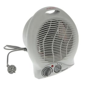 Тепловентилятор Sakura SA-0504, 2000 Вт, вентиляция без нагрева, серый Ош