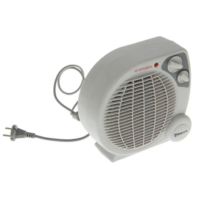 Тепловентилятор Sakura SA-0510, 2000 Вт, вертикальный, вентиляция без нагрева, серый Ош