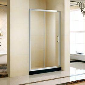 Душевая дверь в нишу AlvaroBanos TARRAGONA D120.10 CROMO, 120х195