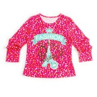 Джемпер для девочки, рост 98 см, цвет звезды Л694