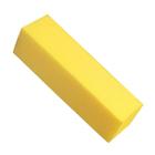 Блок для шлифовки ногтей, цвет жёлтый (ZJNB-11)