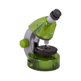 Микроскоп Levenhuk LabZZ M101 Lime/Лайм Ош