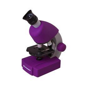 Микроскоп Bresser Junior 40x-640x, фиолетовый Ош