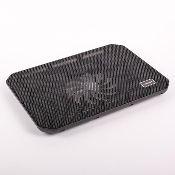 """Подставка для ноутбука CROWN CMLC-M10, до 17"""", черная"""