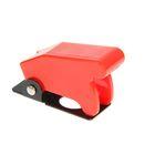 Защитная крышка для тумблеров REXANT SAC-01, типа KN и ASW, красная