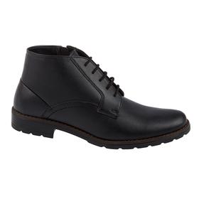 Ботинки мужские NordKraft арт. 4611М (черный) (р. 42)