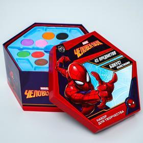 Набор для творчества, Человек-паук 48 предметов Ош