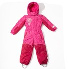 Комбинезон зимний для девочки, рост 98 см, цвет розовый W17371