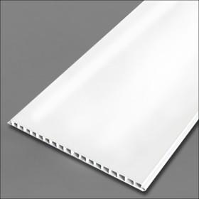 Панель ПВХ C1800, белая, матовая, 2,7х0,25 м