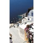"""Фотообои """"Греция, белый остров"""" 1-А-115 (1 полотно), 150х270 см"""