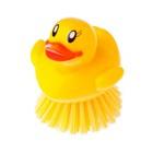 Щетка для посуды Ducks, цвет МИКС