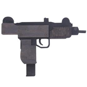 Сувенир деревянный 'Автомат УЗИ' Ош