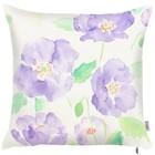 Чехол для подушки Flowers Forever, размер 43х43 см