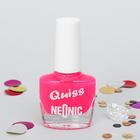 Лак для ногтей Quiss Neonic, тон 01, 10 мл