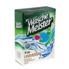 Стиральный порошок WascheMeister Universal универсальный, пакет, 7,875 кг
