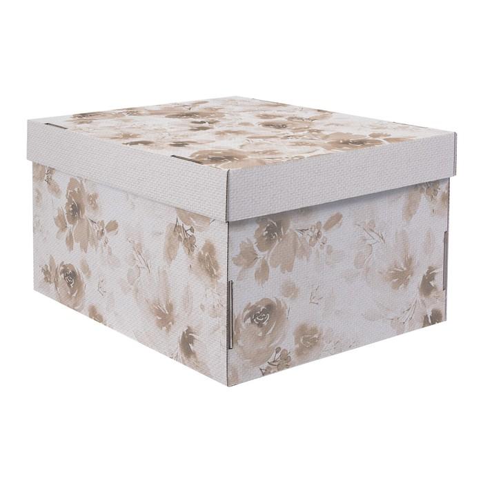 Складная коробка «Для хороших воспоминаний», 31,2 х 25,6 х 16,1 см