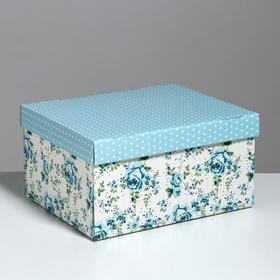 Складная коробка «Моя коробочка», 31,2 х 25,6 х 16,1 см Ош