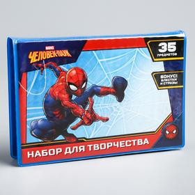 Набор для творчества Человек-паук 35 предметов Ош
